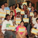 2011 GOJoven Belize Fellows with Resource Team Members