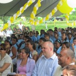 GOJoven Belize Inauguration Participants