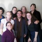 PHI Staff enjoy Jose Roberto's visit to California!