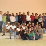 Fellows pose for a group photo at the second 2012 National Meeting in Honduras