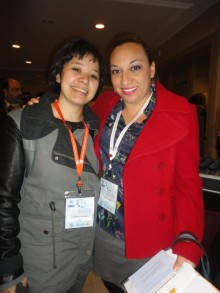 Gabriela Flores and Nancy Leiva (click to enlarge)
