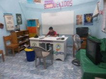 Youth Friendly Space_espacio amigable Honduras