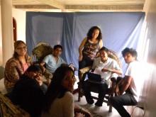 El Equipo Mexico 2011 desarrollando su Plan de Accion de Liderazgo