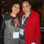 Gabriela Flores y Nancy Leiva (clic para aumentar)