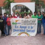 Becarios y Becarias de GOJoven Mexico marchan con Pride Cancun