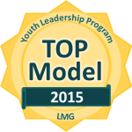 Youth Leadership Program Top Model 2015