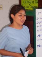 Claudia Rosado Huerta Maestra