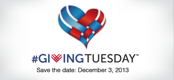 We're one of more than 7,000+ partner organizations participating in #GivingTuesday!