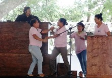 GOJoven Honduras Uses Community Theater to Prevent Gender-based Violence