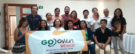 GOJoven Mexico reinforces its leadership skills with a Training of Trainers (TOT) in the GOJoven Model