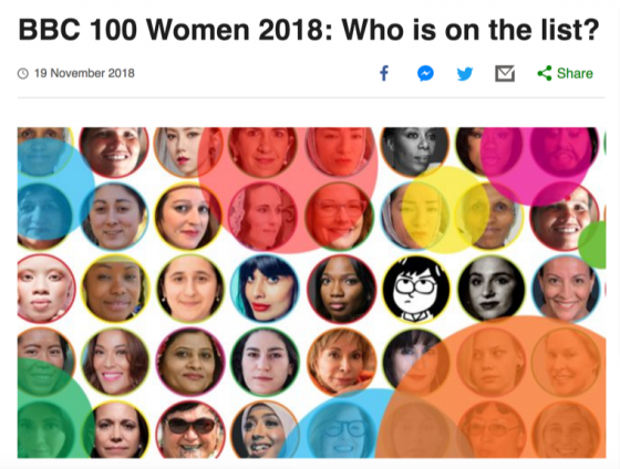 GOJoven Guatemala Alumni Fellow Joseline Velásquez Morales Recognized as one of BBC's Top 100 Women in 2018
