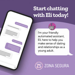 Meet Eli: The first chatbot to address teen dating violence in Honduras