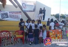 Prevenir con educación: jóvenes aprenden sobre la SSR en una feria de SEEDSSA