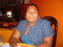 Sara Beatriz Martínez Rios
