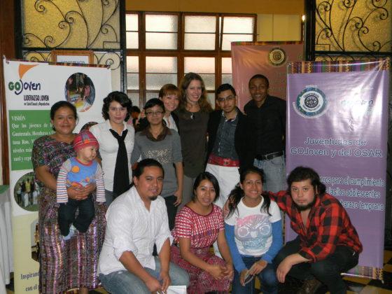 Segunda Encuentro Nacional del 2012 en Guatemala