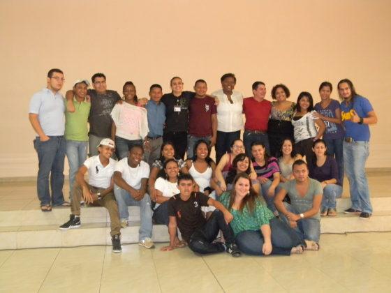 Segundo Encuentro Nacional del 2012 en Honduras