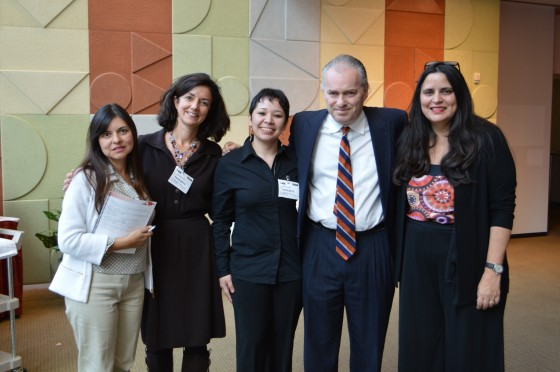 GOJoven Participa en el Foro de Donantes de Centroamérica 2013