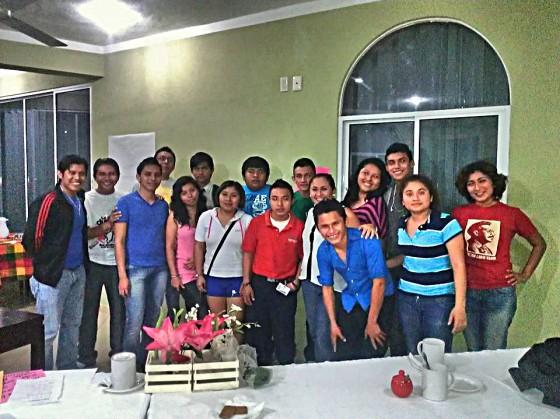 Becarios de GOJoven Capacitan a Jóvenes Locutores en Radio en México
