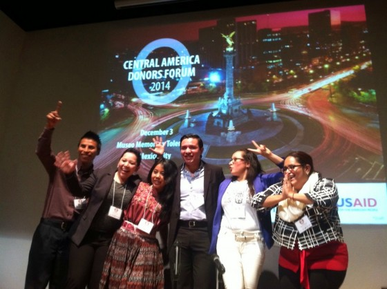 GOJoven Honduras y GOBelize reciben fondos CAMY