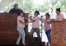 GOJoven Honduras previene la violencia de género a través del Teatro Comunitario