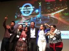 GOJoven Honduras and GOBelize receive CAMY Funds