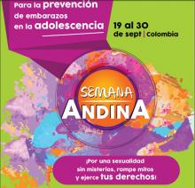 GOJoven en Colombia. Comparte estrategias innovadoras en el Foro Nacional sobre Prevención del Embarazo en la Adolescencia