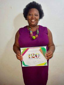 Ivonne Miranda: la prueba de que ser una mujer garífuna es también ser líder