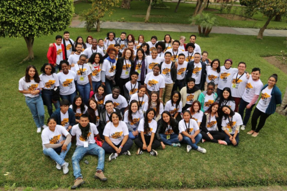 Voces de GOJoven: Alessandro Roldán, en Representación de la Juventud Guatemalteca en la Conferencia Regional Sobre Población y Desarrollo